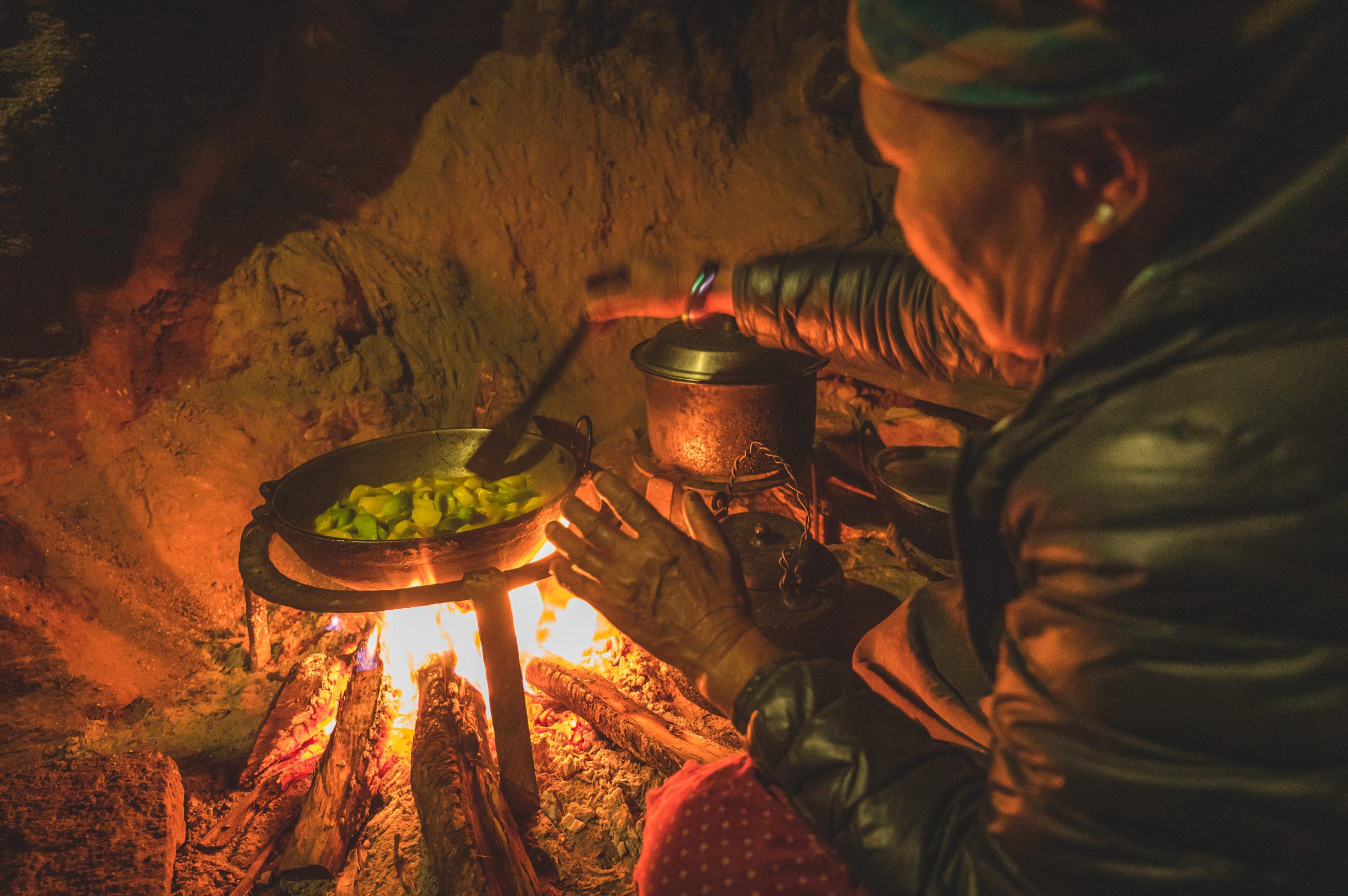 La cuisine n palaise trek de caract re Cuisine de caractere